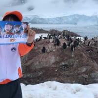 「宇宙よりも遠い場所」ついに南極への聖地巡礼者現る