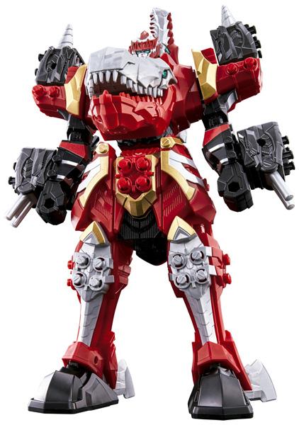 竜装合体!「騎士竜戦隊リュウソウジャー」変形・合体ロボは「キシリュウオー」
