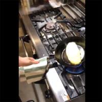 みたかった厨房動画はほんとこれ!オムレツの作り方…