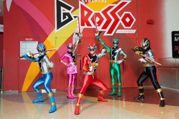 Ryuso红色与G Rosso的握手!三月开始新英雄出场