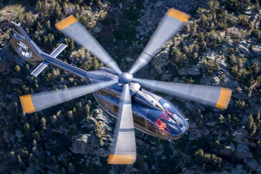 エアバスがH145ヘリコプターの新バージョン発表 2020年引き渡し開始予定