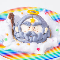 スーパーゼウスがケーキになって降臨