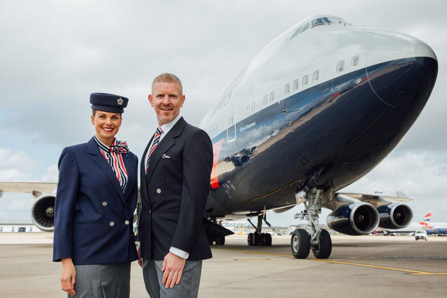ブリティッシュ・エアウェイズ100周年記念塗装機 第2弾・第3弾が登場