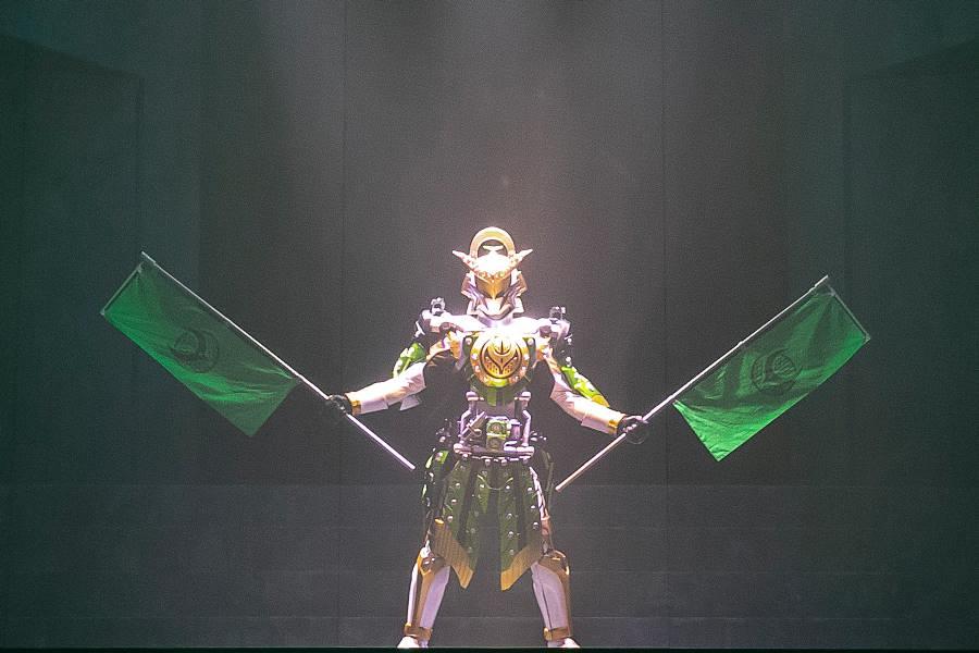 シリーズ初の舞台化実現!舞台『仮面ライダー斬月』 -鎧武外伝- 公開ゲネプロ