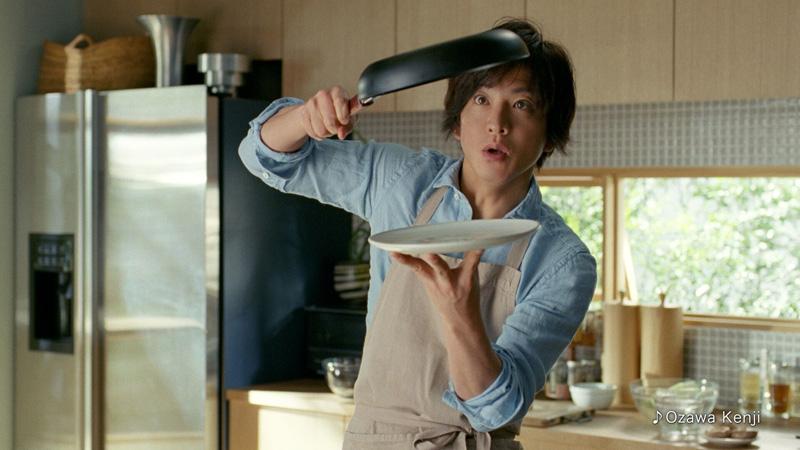 キムタクが「家族の好物」を手料理!のはずが……思わぬハプニングに「あれ?」