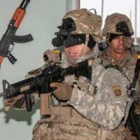 携行火器とワイヤレスでつながる新型暗視ゴーグル アメリカ陸軍…