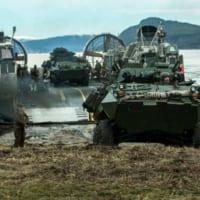 アメリカ海兵隊が新型装甲偵察車両を構想中 2020年代後半か…
