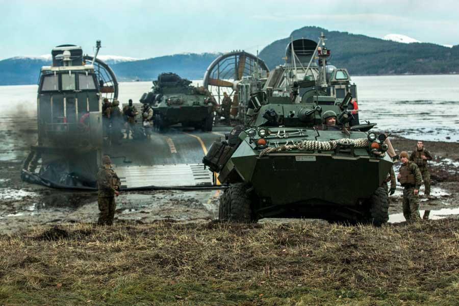 アメリカ海兵隊が新型装甲偵察車両を構想中 2020年代後半からの導入を目指す