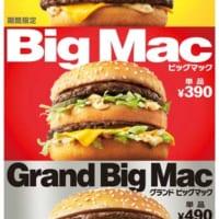 「ビッグマック ジュニア」が日本初上陸 強烈キャラのCMエキ…