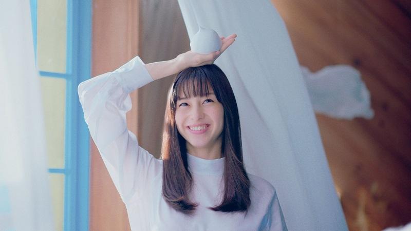 中条あやみの笑顔はじける新cm4月15日オンエア 安田レイが楽曲提供