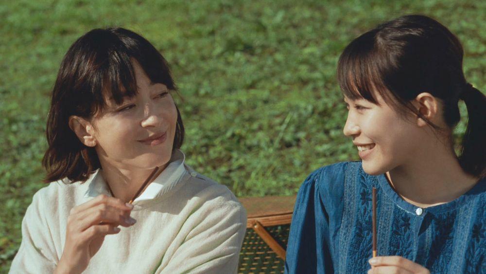 宮沢りえ出演の「ポッキー」新CMは母娘のおでかけがテーマ インタビューでは母との思い出を語る