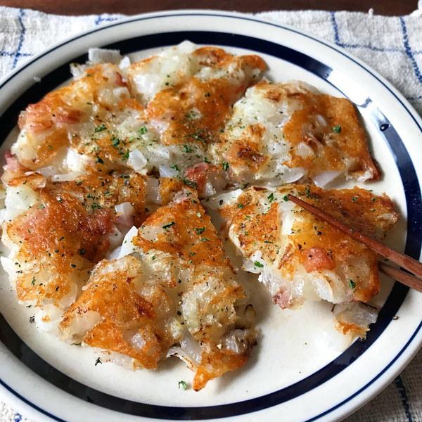 玉ねぎ好きな人全員作って! 新玉ねぎのメチャうま簡単レシピ「ハッシュドオニオンチーズ」