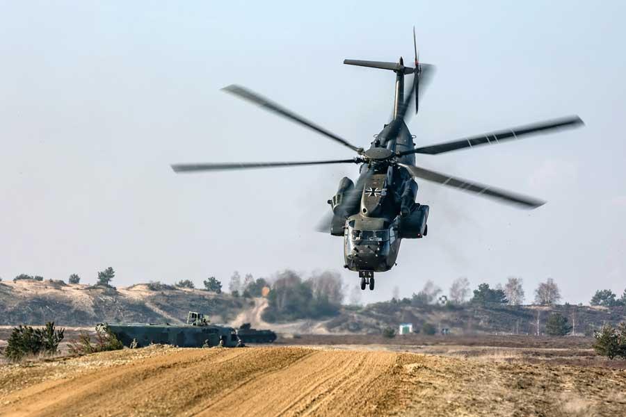 ドイツ軍の次期大型輸送ヘリコプター計画 CH-53KとCH-47F ERの一騎打ちに