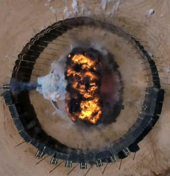 アメリカ陸軍の新型地対地ミサイル「ディープストライク」の弾頭性能試験が成功 年末の実射試験に向け前進