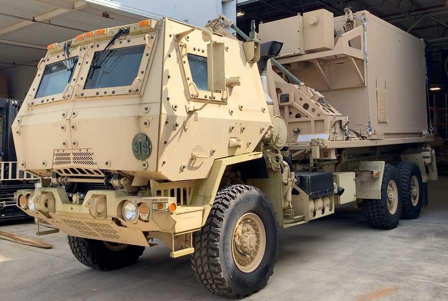 航空機とミサイル両方に対応 アメリカ陸軍が統合防空指揮センター量産初号機を受領
