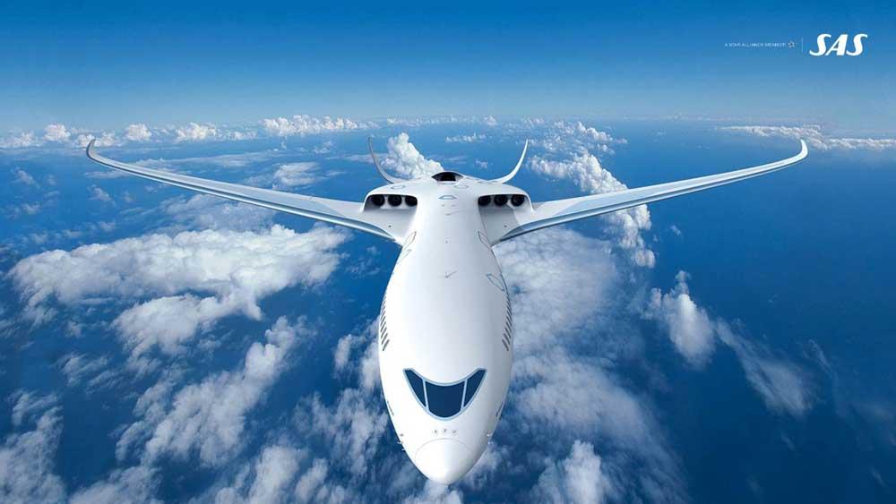 スカンジナビア航空とエアバスがハイブリッド・電動航空機の共同研究に合意