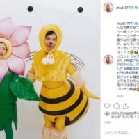 千秋が「ウリナリ」時代の懐かしコント写真をお蔵出し ミツバチ…