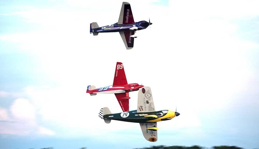 2020年開幕の電動飛行機レース「エアレースE」エントリーチーム第1弾発表