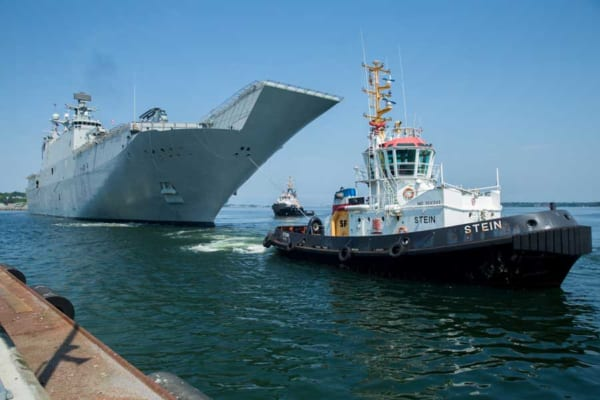 欧米18か国参加の合同訓練「BALTOPS 2019」バルト海で始まる