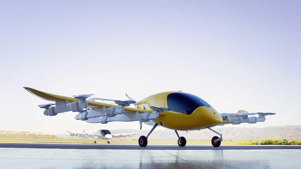 ボーイング「空飛ぶタクシー」Coraのアメリカベンチャー企業と提携