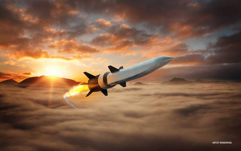 レイセオンの極超音速巡航ミサイル計画にノースロップ・グラマンのスクラムジェットエンジンが参加