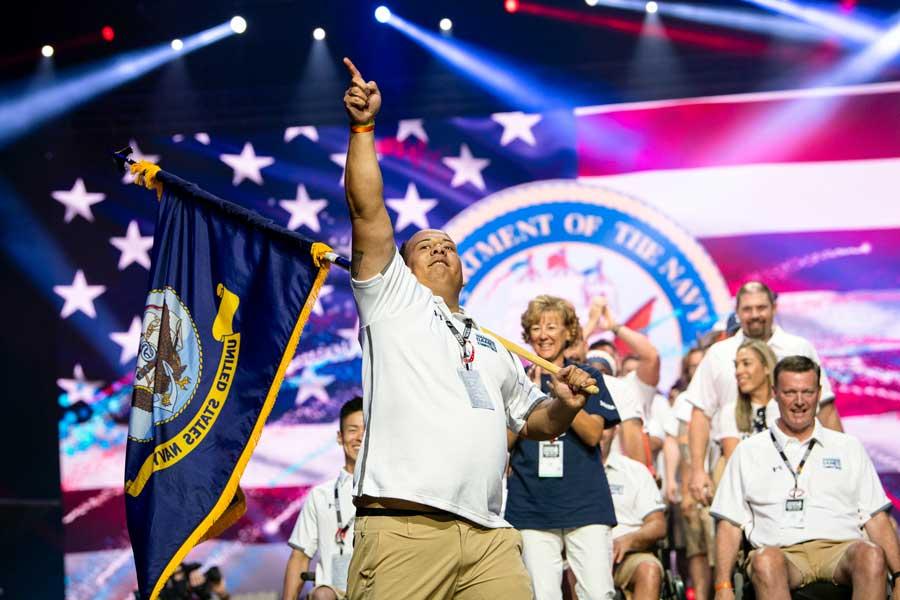 軍人のパラリンピック「ウォリアー・ゲームズ2019」アメリカで開幕