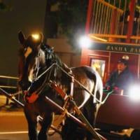 馬とともに変化する景色とお酒を楽しむ「馬車BAR」帯広の街を…