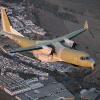 カナダ空軍の新しい捜索救難機が初飛行 2019年中に納入予定