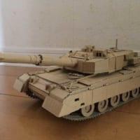 こいつ動くぞ! 中学生の作ったダンボール90式戦車が驚愕の完…