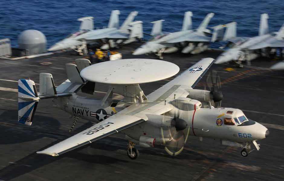 ロッキード・マーティン E-2D用レーダーAPY-9を追加受注