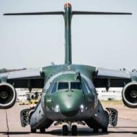 ポルトガル空軍 C-130後継機にエンブラエルKC-390…
