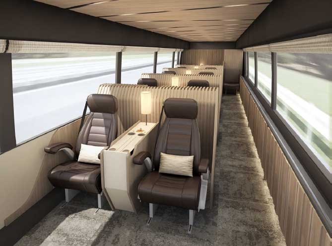 西鉄史上最高級の豪華バスで巡る九州・山口の旅「GRANDAYS」