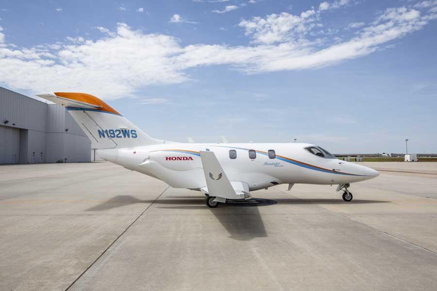 ハワイのチャーター航空会社 ホンダジェット・エリートを15機発注