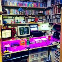 クローゼット内がゲーム専用秘密基地!圧倒的な非日常空間に憧れる人続出