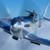 シルバースピットファイア世界一周飛行へ出発 日本…