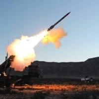 アメリカ陸軍 ペトリオットPAC-3での巡航ミサイル迎撃に…
