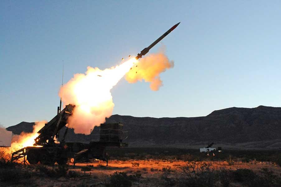 アメリカ陸軍 ペトリオットPAC-3での巡航ミサイル迎撃に成功
