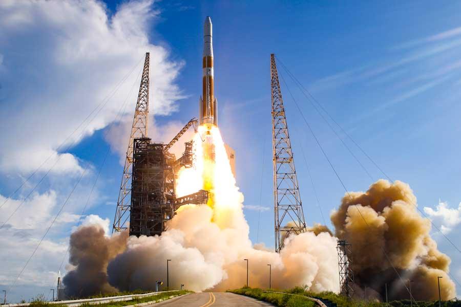 第3世代GPS衛星2号機 デルタIVロケット最終号機で打ち上げ成功