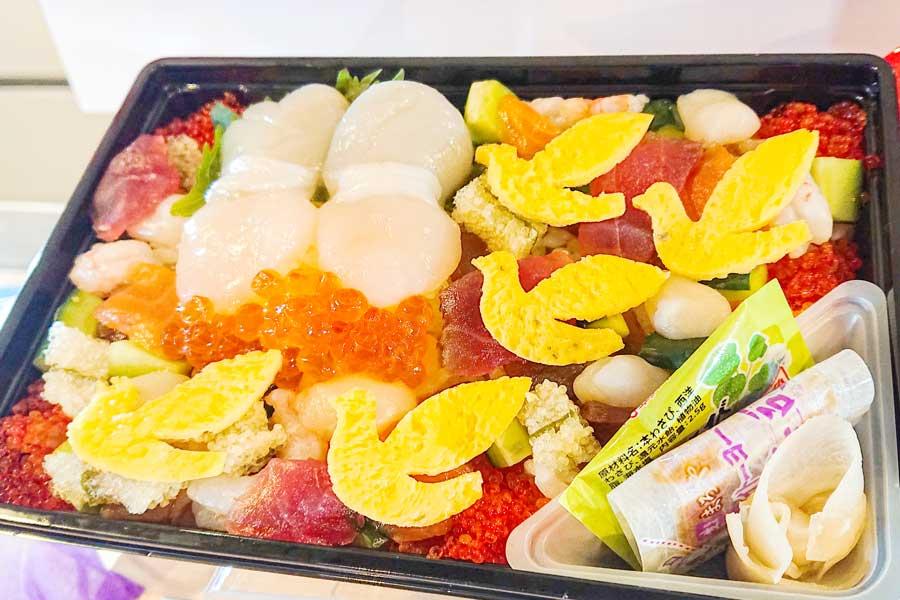 ハトが羽ばたくちらし寿司も!「ヨーカドー夏祭り」試食会に行ってみた
