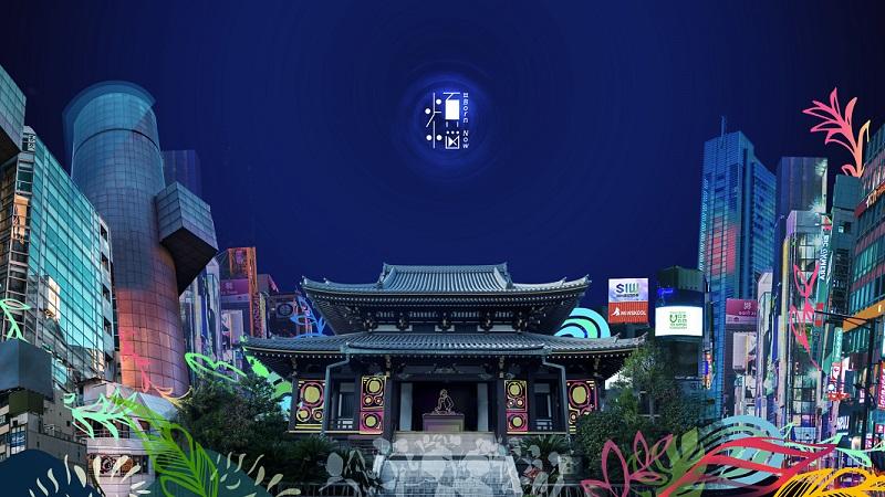 お寺でダンスミュージック!音楽フェス「煩悩#BornNow」渋谷・善光寺で開催