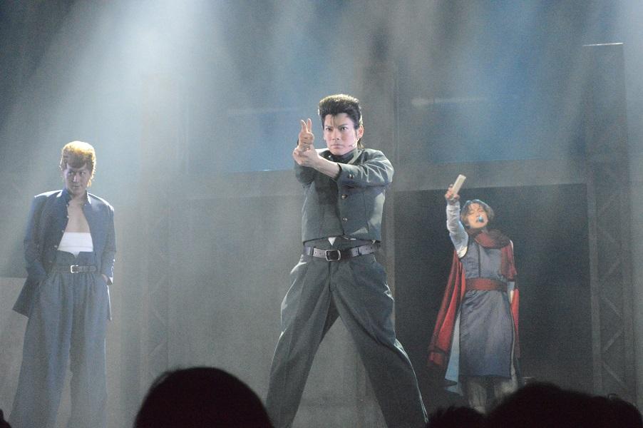 舞台「幽☆遊☆白書」ついに開幕! 東京公演公開ゲネプロレポート