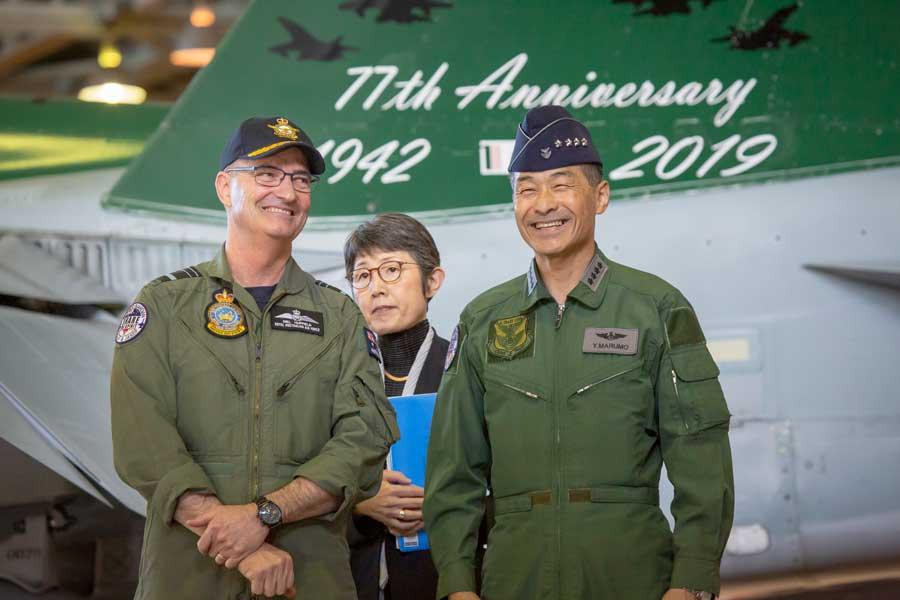航空自衛隊とオーストラリア空軍との共同訓練「武士道ガーディアン」実施