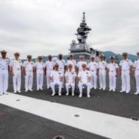 海上自衛隊が初めて主導する米印海軍との共同訓練「マラバール…