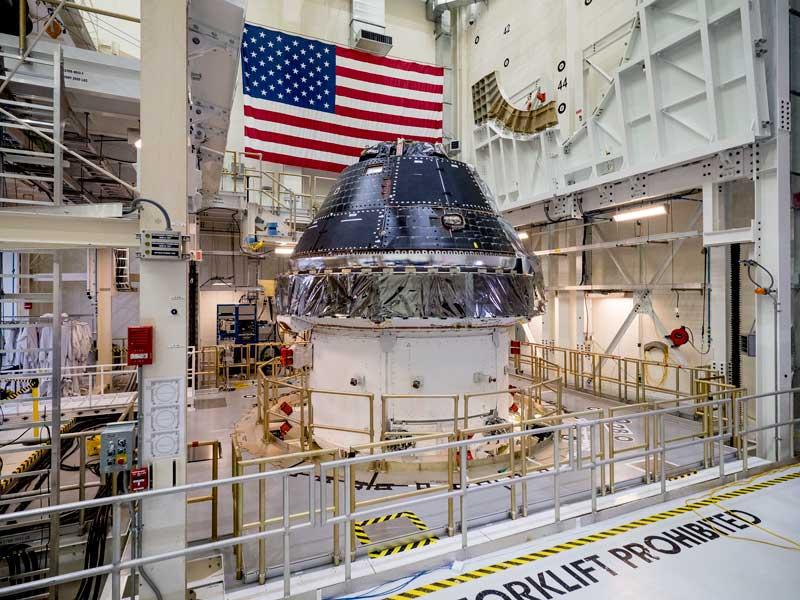NASA オリオン宇宙船をロッキード・マーティンに本格発注 2030年までに最大12機