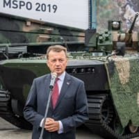 ポーランド陸軍 国産の新型歩兵戦闘車ボルシュクを導入