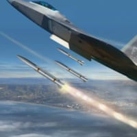 レイセオンが新しい小型中距離空対空ミサイル「Pe…