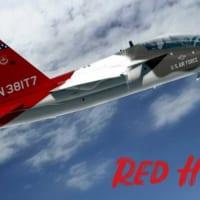 アメリカ空軍の新型ジェット練習機 制式名称「T-7Aレッド…