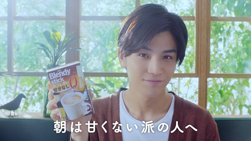 岩田剛典出演の「ブレンディ」新Web動画4種類が公開