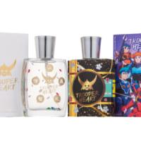 30周年迎えた「鎧伝サムライトルーパー」の香水が誕生 ボトル…