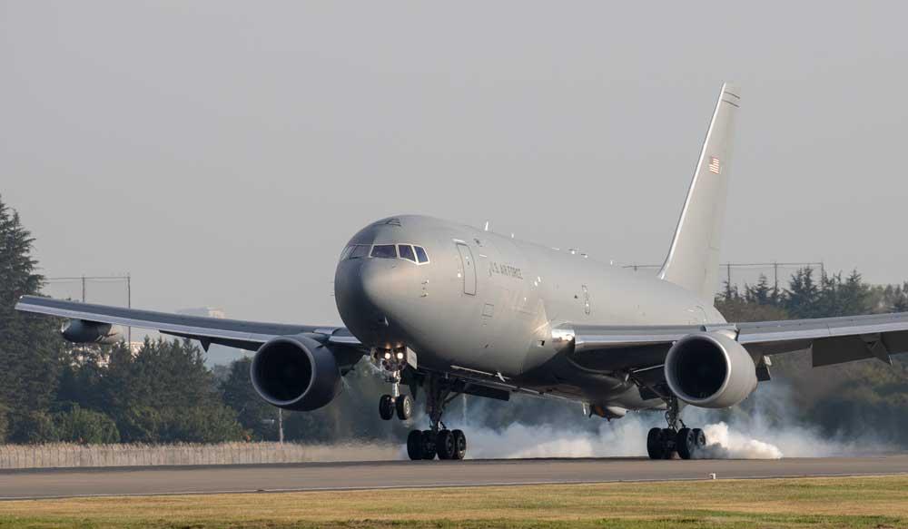 アメリカ空軍 空中給油機KC-46Aの第5ロット15機を発注